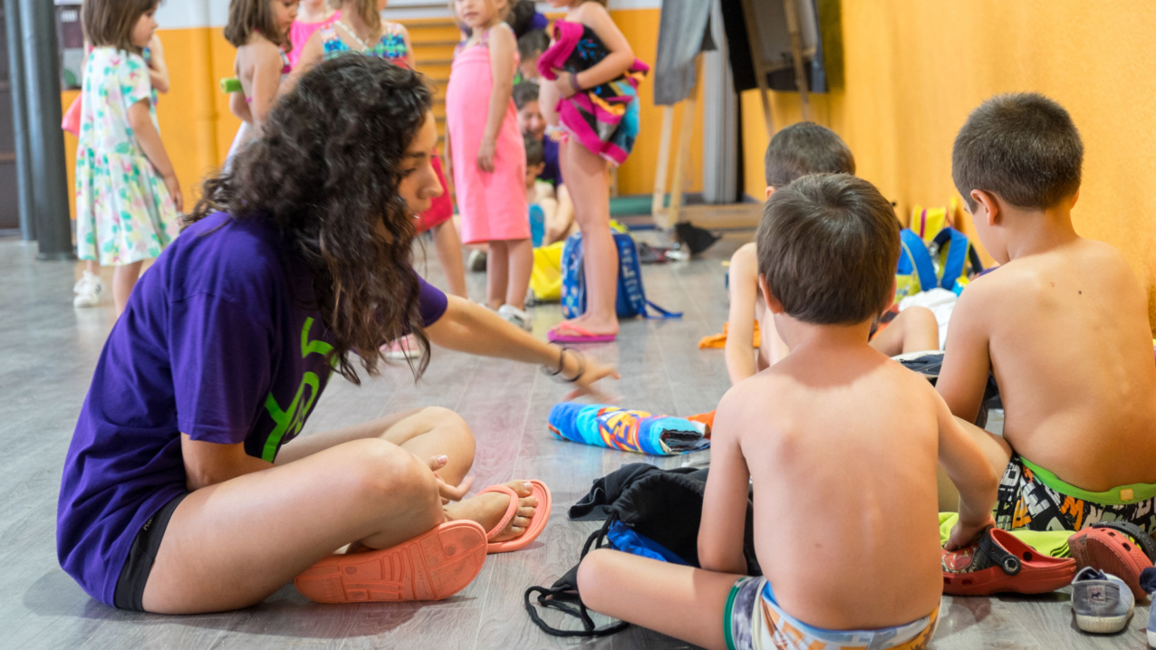 English day camp in Torelló Summer 2020